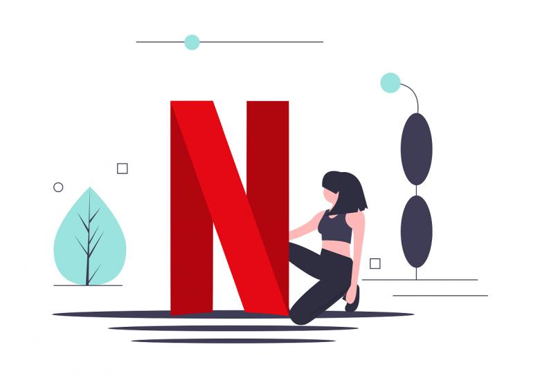 Netflix Abstract